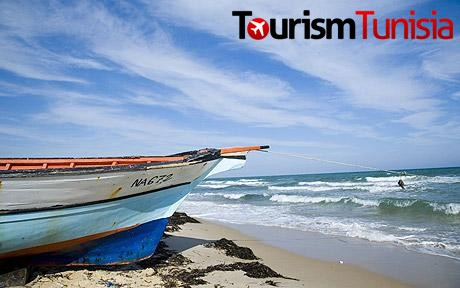 tunisia tourism - beach