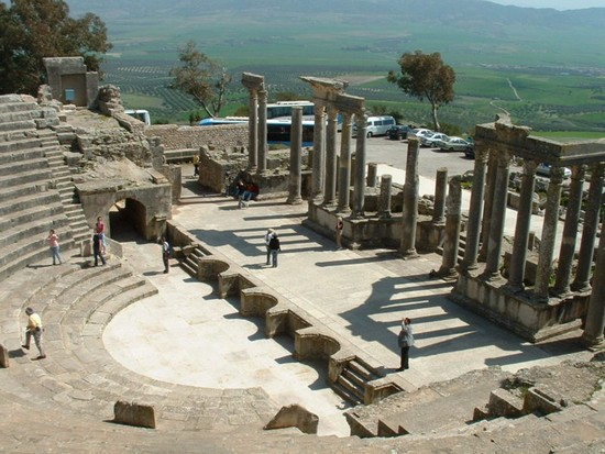 Festival of Dougga