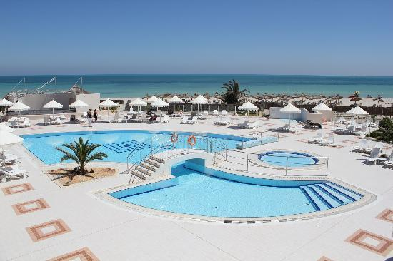 Top 10 Best Hotels In Djerba Tunisia Tourismtunisia Com