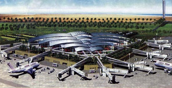 enfisha international airport