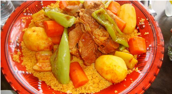 couscous tunisia